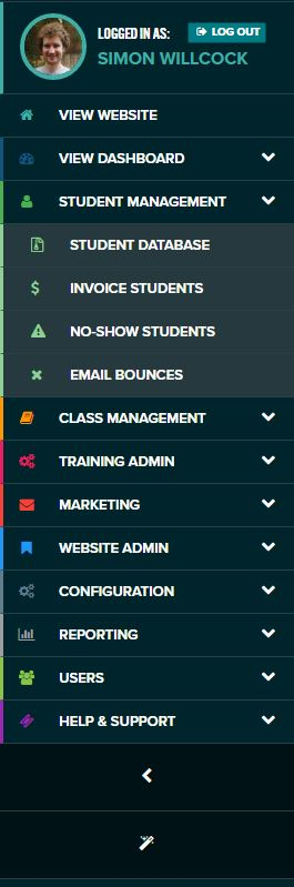 Upcoming Release Notification: Improved Student Portal and